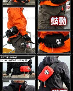 ライフジャケット救命胴衣自動膨張式ポーチタイプCE認証フリーサイズ全3色楽天ランキング四冠ライフジャケットlj-aq-air-auto卸値特価