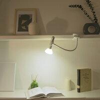 FlashLightClipsetフラッシュライトスタンドクリップセット非常時インテリアにも使えるLED充電式ライト