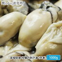 半額 送料無料 宮城県産の新鮮なカキを剥いて急速冷凍しました!たっぷり1kg (