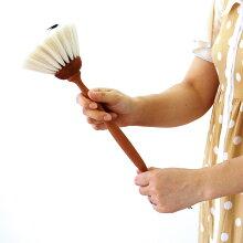 REDECKER「レデッカーヤギ毛のはたき黒」【ハタキおしゃれほこり取りはたき家具大掃除グッズ】