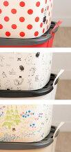 「スタックストーバケットMムーミン」全3柄【おもちゃムーミン収納おもちゃ箱子供部屋洗濯かごおしゃれスタックストーバケット北欧】