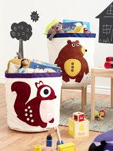 おもちゃ箱収納スリースプラウツストレージビン3sproutsイメージ画像
