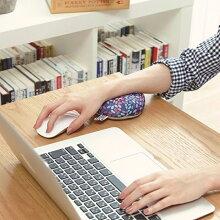 「JIMUfabジムマウス用ハンドレスト円形」全4色【丸形マウスリストレストキーボードパソコンクッションオフィスキーボードアームレストハンドレスト枕デスク首デスクワークパソコン周辺機器ノートパソコンキーボード用】