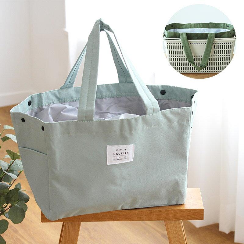 LAURIER 保冷ショッピングバッグ レジカゴサイズ