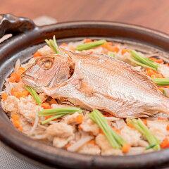 土鍋で炊いた鯛めし