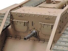 TAMIYA1/35RCWWIイギリス戦車マークIVメール(専用プロポ付き)組立キット