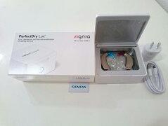 補聴器専用電気自動乾燥パーフェクトドライラックスシグニア補聴器ジバントス