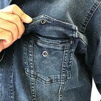 【大人気 寅壱 デニムつなぎ】デニムツナギ 寅壱正規品 8950−501ありそうでなかったデニムつなぎ。ラフに着られて、ほどよいストレッチ性が快適。左袖ペン差し装備、コイン対応の右二重ポケット付き