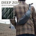 ボディバッグ ウエストバッグ 本革 レザー Deep Zon...