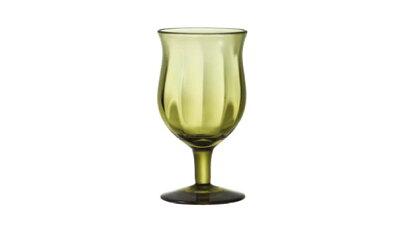 ワイングラス盃杯ビールグラス酒器復刻津軽びいどろ七里長浜台付きグラス