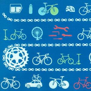 【注染手ぬぐい 趣味道楽】 ポタリング kenema 【追跡可能メール便送料無料!】【 日本製 手拭い てぬぐい タペストリー 壁飾り インテリア 自転車 ロードバイク タイヤ サイクリング 遠足 】