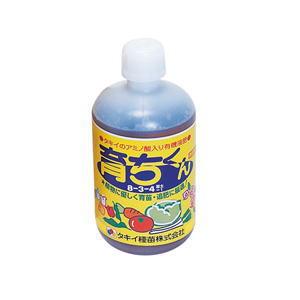やさしく速やかな効きめでセル育苗に最適!タキイ アミノ酸入り有機液肥 1リットル  (園芸...