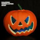 かわいいパンプキンランタン スケアリー(1216 ハロウィンイルミ かぼちゃ オブジェ 置物 飾り パンプキンライト HALLOWEEN ジャックオーランタン)の商品画像
