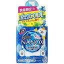 【送料無料!】トップ スーパーナノックス 涼感クールアイスミントの香り 本体(400g)×5本セット