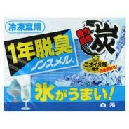 白元1年脱臭ノンスメル冷凍室用50g