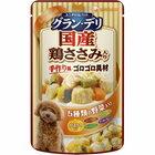 *グラン・デリ 国産鶏ささみ・かぼちゃ入り 手作り風ゴロゴロ具材 成犬用 パウチ 60g