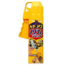 ハチ・アブ/強力噴射/殺虫剤/殺虫スプレー/虫駆除剤アース ハチアブマグナムジェット 550ml