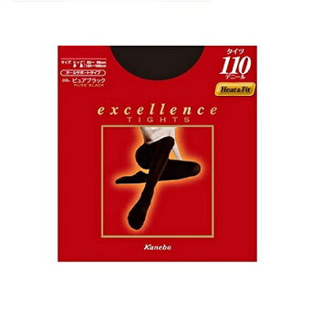 2足セット カネボウ エクセレンス 110デニール タイツ 2サイズ選べる 110D 【kanebo excellence TIGHTS】
