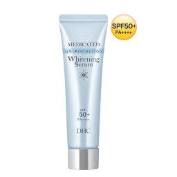DHC 薬用ホワイトニング セラム 30g 日中用乳液SPF50+