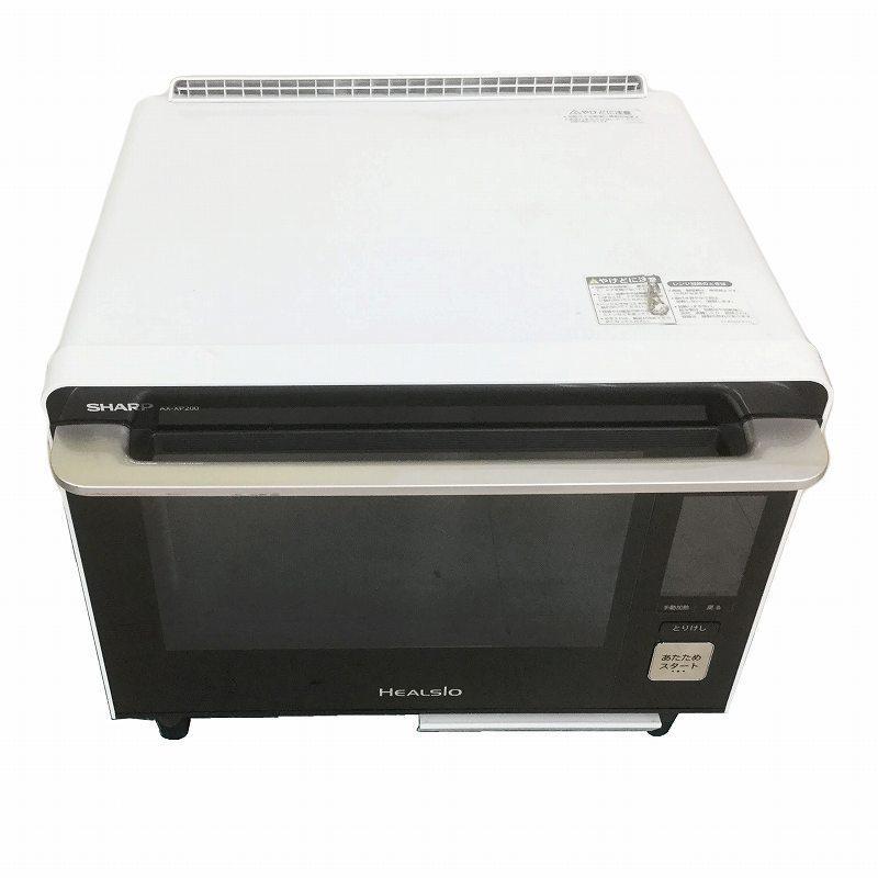 電子レンジ・オーブンレンジ, オーブンレンジ  SHARP AX-XP200-R HEALSIO 2 2015 30L 10007500