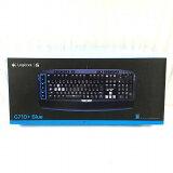 【新品・未開封】 ロジクール / Logicool G710pBL G710+ メカニカル ゲーミング キーボード (青軸) ブラック 10007791
