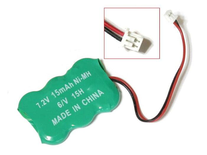 DELL Latitude C510 C540 C610 C640 4150 PP01L LS LST/Inspiron 2000 4100 4150 用CMOSバッテリー BIOSバックアップ電池 7.2V 6-Cell