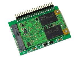 【相性保証付き】インターフェースmSATASSD→1.8インチIDE(3.3V)44pin変換アダプター