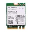 インテル Intel Dual Band Wireless-AC 8260 デュアルバンド 2.4/5GHz 2x2 802.11ac/a/b/g/n 最大867Mbps + Bluetooth 4.2 M.2 無線LANカード 8260NGW