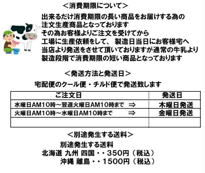 【送料無料】低温殺菌30分5本ノンホモ酪農家牧場牛乳搾り立て!パスチャライズド牛乳ただし北海道・九州・四国・沖縄・離島は別途追加送料が必要となります
