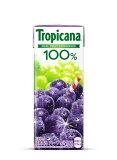 トロピカーナ 100%ジュース グレープ 1本