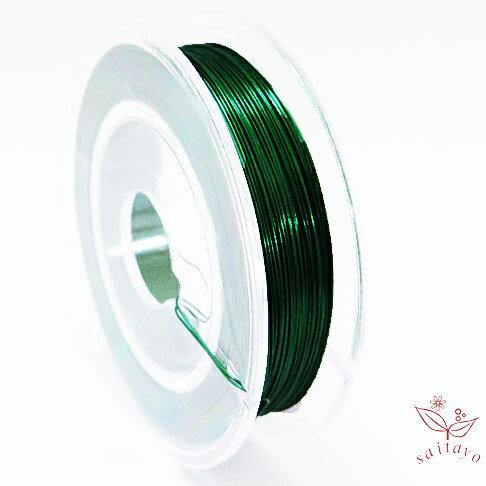 花材・フラワーアレンジメント資材, ワイヤー 28 KE-6D 0.35mm50m ( )