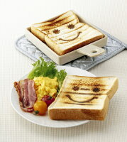 スマイルトースターパン万古焼