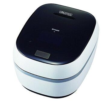 タイガー 土鍋圧力IHジャー炊飯器(5.5合炊き)フロストホワイトTIGER THE炊きたて GRAND X(グランエックス)シリーズ JPG-X100-WF