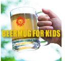 BEERMUG FOR KIDS ビアマグフォーキッズ【軽くて丈夫なトライタン樹脂】