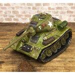 オールディーズマネーバンク/タンク戦車ミリタリーアメリカ雑貨