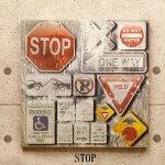 キャンバスLEDボード【PEACE】アメリカ雑貨世田谷ベース看板インテリア壁面電飾壁面装飾パネル