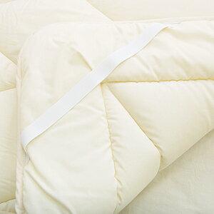 ウォッシャブルソロテックスベッドパッドセミダブルサイズ【敷きパッドセミダブル洗える寝具洗える布団洗えるふとんアレルギー対策】05P04Jul11