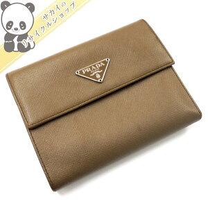 3b0f68e0ea10 プラダ(PRADA) 中古 三つ折り財布 | 通販・人気ランキング - 価格.com