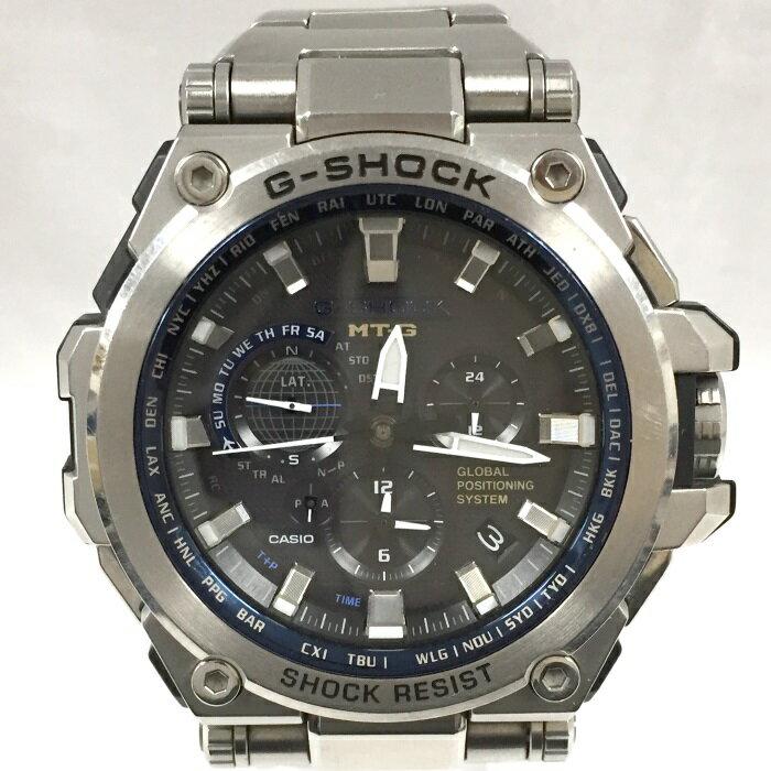 腕時計, メンズ腕時計  G MT-G GPS SS MTG-G1000D-1A2JFjggW