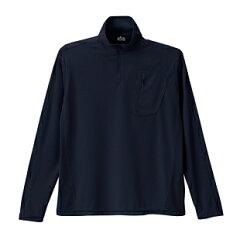 ○プロモンテ・TN139Mトリプルドライ エキストラライト長袖ジップシャツ Men's【50%OFF!】