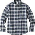 ○ノースフェイス NR11606・L/S ベイシンシャツ(メンズ)【35%OFF】
