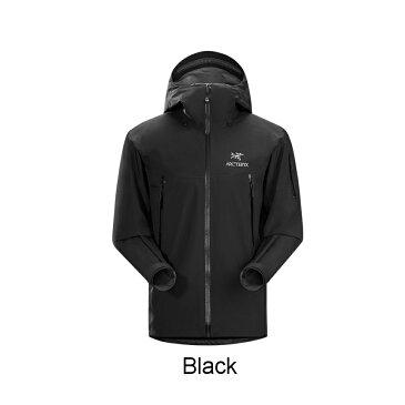 ◎アークテリクス 18411・Beta SV Jacket Men's/ベータSVジャケット メンズ(Black)<BIRD AID対象商品>L06748100