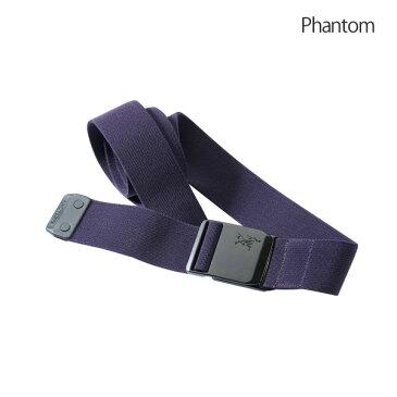 ◎アークテリクス 18927・Calyx Belt/カリックスベルト(Phantom)L07091200