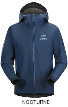 ◎アークテリクス 10968・Beta SL Jacket Mens/ベータSL ジャケット Men's(NOCTURNE)<BIRD AID対象商品>L06820000