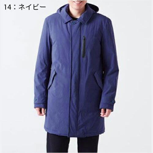 ○ミズノ B2JE8515・ブレスサーモ パデットステンカラーコート(メンズ)【52%OFF】