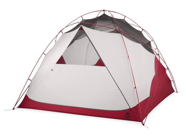 (0)MSR(エムエスアール)37029・ハビチュード6 登山  キャンプ  テント