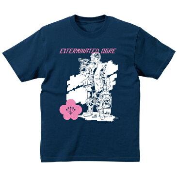 SAKAKI 桃太郎 Tシャツ