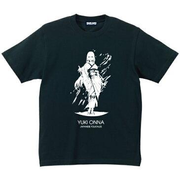 SAKAKI 雪女 Tシャツ