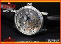 正規品エポスEPOS34350OHSLLTD999「スケルトン腕時計」「手巻き」美しいスケルトン裏秒針あり【世界限定999本】008ナンバーの貴重なモデル
