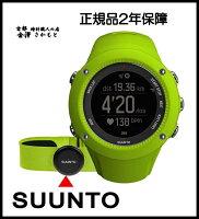 正規品SUUNTO【スント】【AMBIT3】【アンビット3ランライム】Bluetooth搭載GPSウォッチ【smtb-TD】【SS021261000】送料無料日本語説明書付き